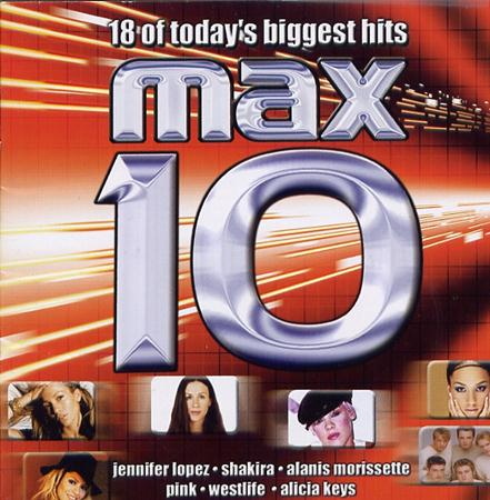 Westlife - Max 10 [Disc 1] - Zortam Music