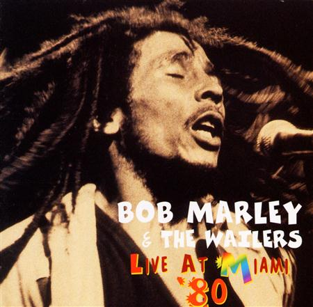 Bob Marley - Live at Miami 1980 - Zortam Music