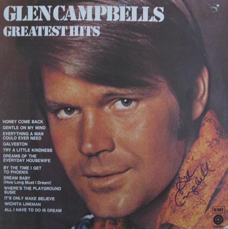 Glen Campbell - Disco Pop 1975 - Zortam Music