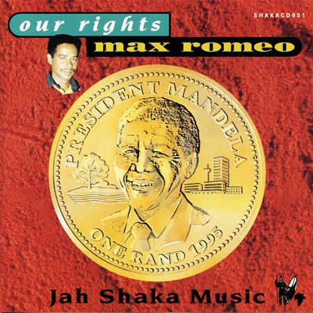 Max Romeo - Our Rights LP - Zortam Music