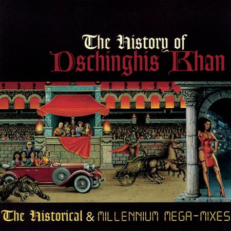 Dschinghis Khan - History Of Dschinghis Khan - Zortam Music