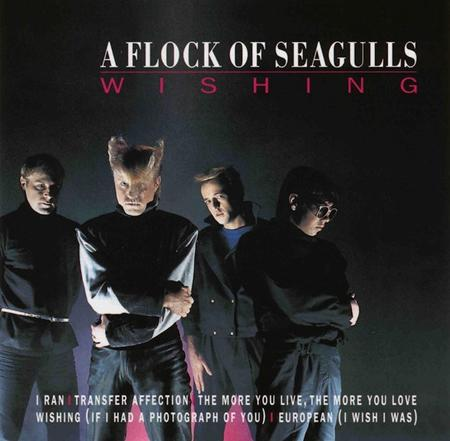 A Flock of Seagulls - Wishing: The Very Best Of / Disc 1 - Zortam Music