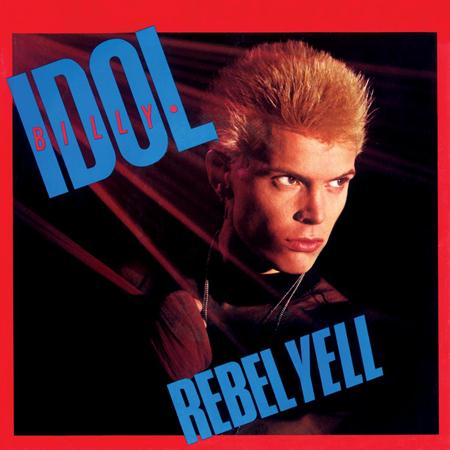 Billy Idol - Eyes Without A Face (Japan 12