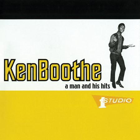 KEN BOOTHE - A Man and His Hits - Zortam Music