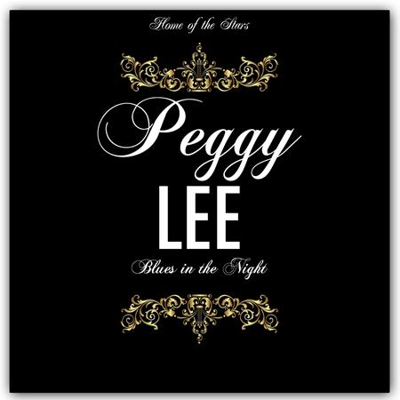 Peggy Lee - Blues in the Night - Zortam Music