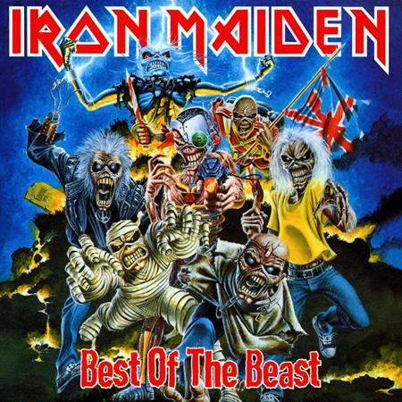 Iron Maiden - IRON MAIDEN-Best Of The Beast I - Zortam Music