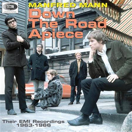 MANFRED MANN - Down The Road Apiece Their Emi Recordings 1963-1968 [disc 1] - Zortam Music