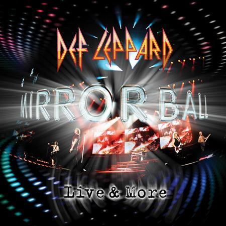 Def Leppard - Mirror Ball - Live & More [disc 1] - Zortam Music