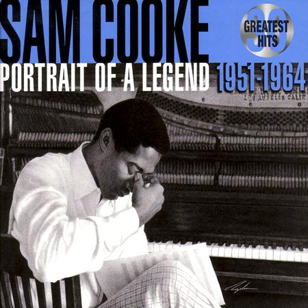 Sam Cooke - Portrait of A Legend (1951-1964) - Zortam Music