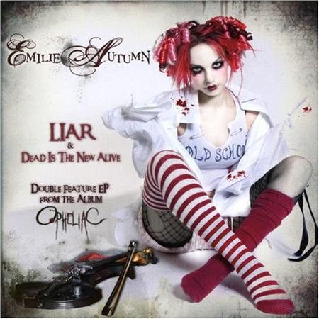 Emilie Autumn - Liar (Machine Mix By Dope Star Inc) Lyrics - Zortam Music