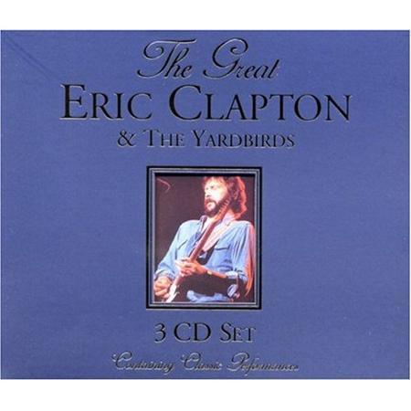 The Yardbirds - The Great Eric Clapton & The Yardbirds [disc 1] - Zortam Music