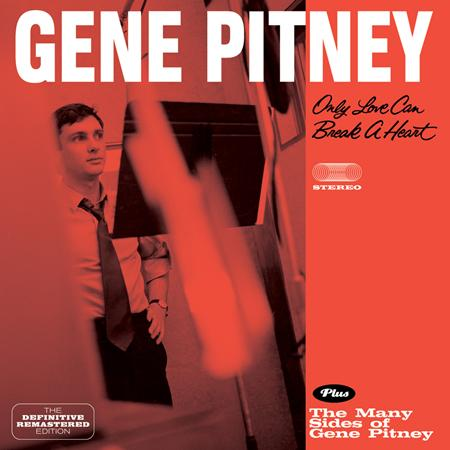 Gene Pitney - The Many Sides Of Gene Pitney  Only Love Can Break A Heart - Zortam Music