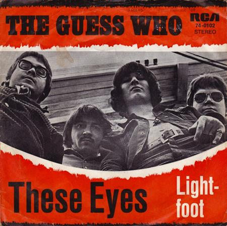 001. The Guess Who - These Eyes (Select Mix Remix) - Zortam Music