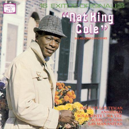 Nat King Cole - Sus Mejores Canciones-16 Exito - Zortam Music