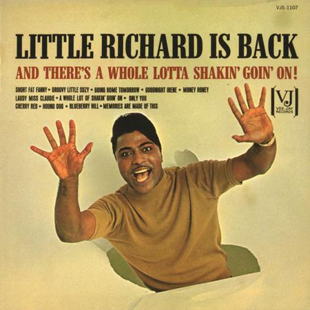 LITTLE RICHARD - Little Richard Is Back - Zortam Music