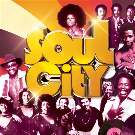 Various Artists - Soul City [disc 2] - Zortam Music
