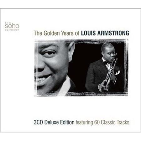 Louis Armstrong - The Golden Years Of Louis Armstrong [sohocd016] - Zortam Music