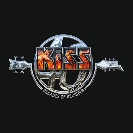 Kiss - 40 Years Decades Of Decibels (Disc 1) - Zortam Music