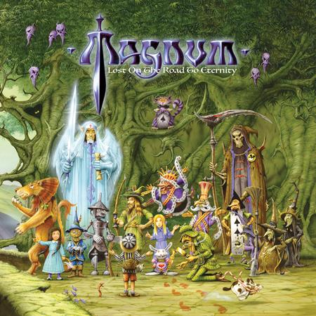 Magnum - Lost on the Road to Eternity - Zortam Music