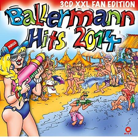 Various Artists - Ballermann Hits 2003 [disc 2] - Zortam Music