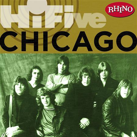 Chicago - Rhino Hi-Five: Chicago (US Rel - Zortam Music
