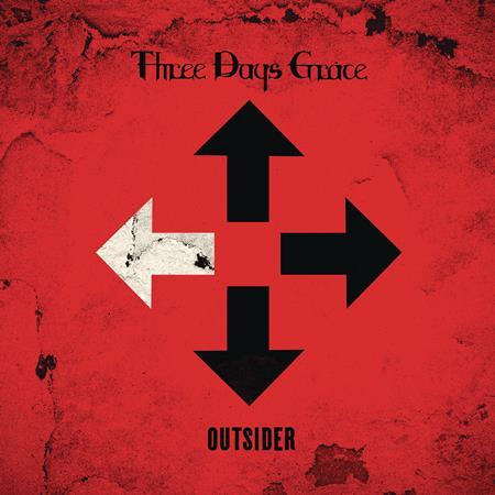 Three Days Grace - Outsider - Zortam Music