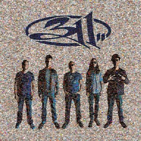 311 - Mosaic - Zortam Music