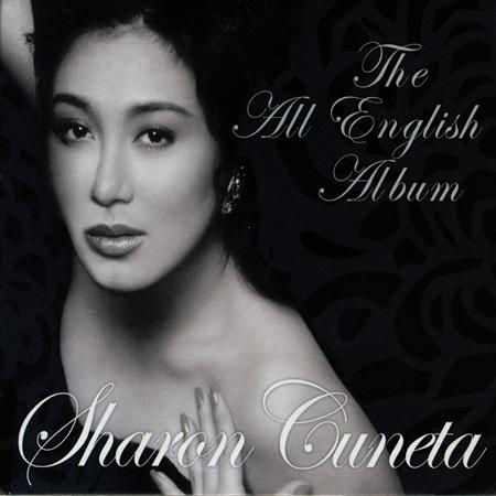 Sharon Cuneta - The All English Album - Zortam Music
