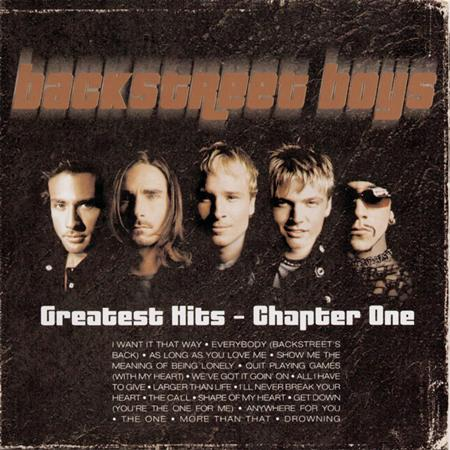 Backstreet Boys - Backstreet Boys Greatest Hits Chapter One - Zortam Music
