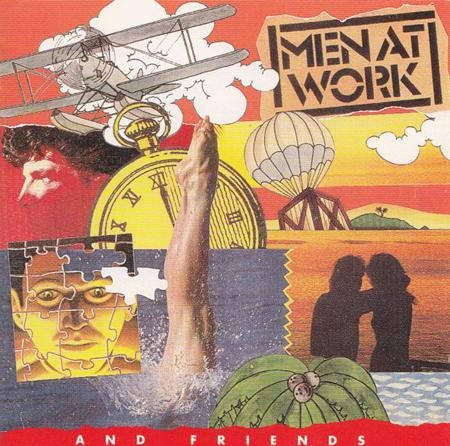 Owen Paul - Men at Work and Friends Disc - Zortam Music