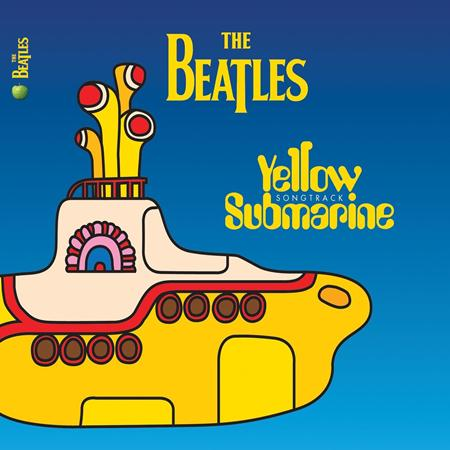 Beatles - Yellow Submarine [Songtrack CD - Zortam Music