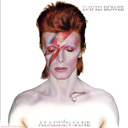 David Bowie - Aladdin Sane [30th Anniversary Edition] Disc - Zortam Music