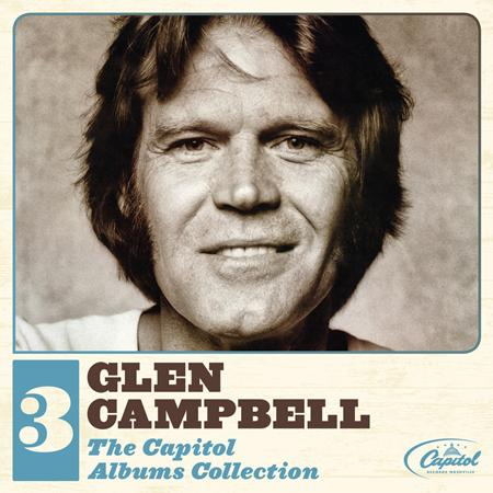 Glen Campbell - The Capitol Albums Collection, - Zortam Music