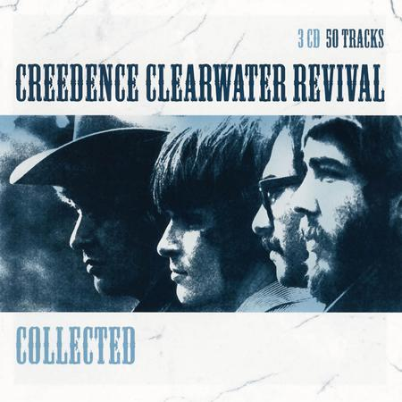 Creedence Clearwater Revival - Collected [disc 1] - Zortam Music