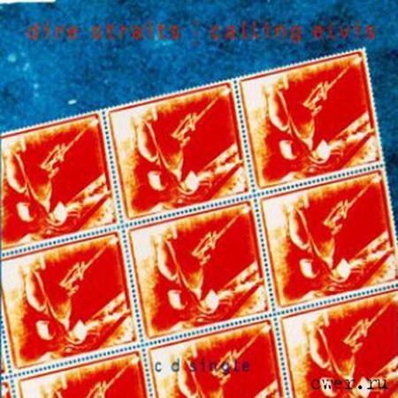 Dire Straits - Calling Elvis [Single] - Zortam Music