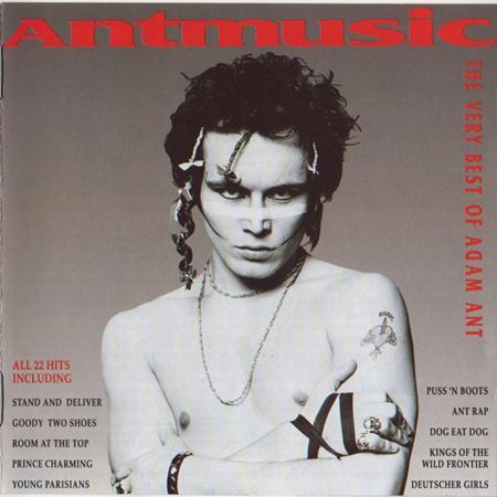 ADAM ANT - Antmusic The Very Best Of Adam Ant [disc 1] - Zortam Music