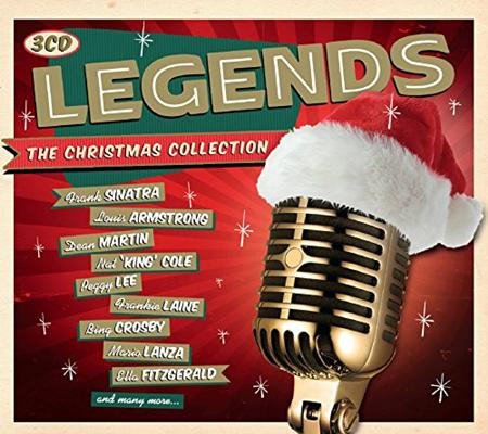 Frank Sinatra - Legends The Christmas Collection - Zortam Music