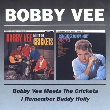 Bobby Vee - Bobby Vee Meets the Crickets/I - Zortam Music