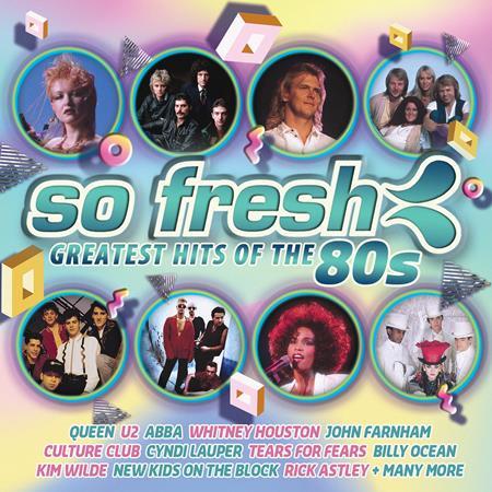 Irene Cara - So Fresh Greatest Hits Of The 80s - Zortam Music