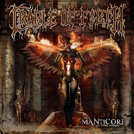 Cradle of Filth - The Manticore and Other Horror - Zortam Music