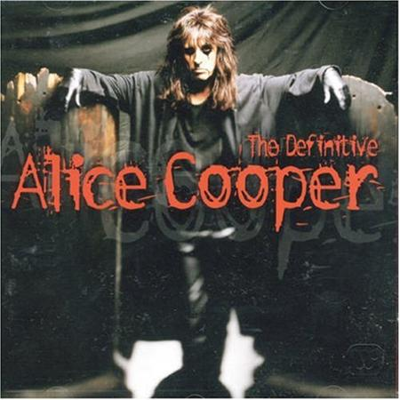 Alice Cooper - The Definitive - Zortam Music