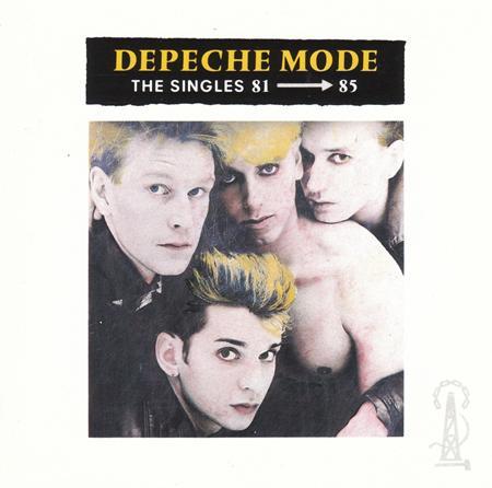 Depeche Mode - DEPECHE MODE THE SINGLES 86-98 - Lyrics2You