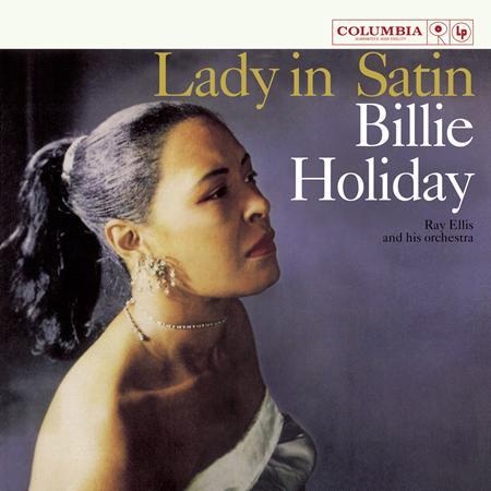 Billie Holiday - Lady In Satin {Sony MasterSoun - Zortam Music
