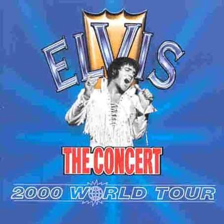 Elvis Presley - Elvis The Concert [disc 1] - Zortam Music