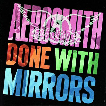 Aerosmith - Done With Mirrors (2005, Japanese Paper Sleeve, Uicy-9520) - Zortam Music