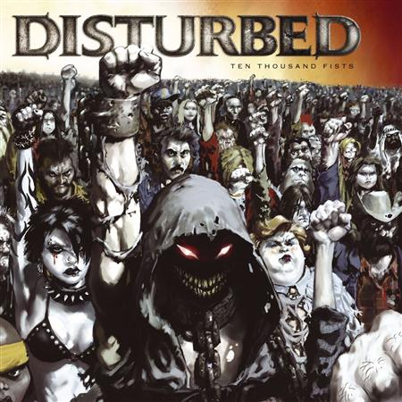 DISTURBED - Ten Thousand Fists(Advance) - Zortam Music