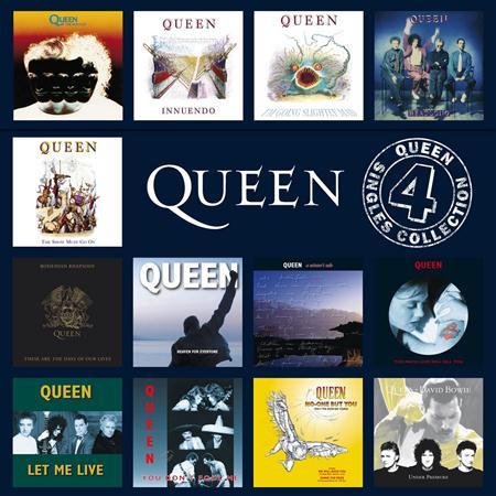 Queen - Queen Singles Collection Volume 4 [disc 1] - Zortam Music