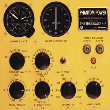 The Tragically Hip - Phantom Power (1998) - Zortam Music