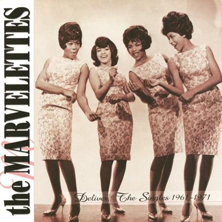 The Marvelettes - Deliver Singles 1961-71 [disc 2] - Zortam Music