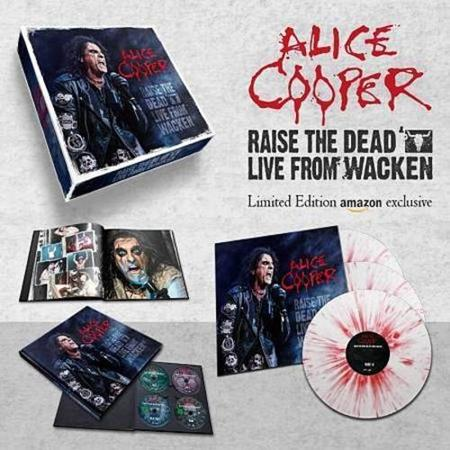 Alice Cooper - No More Mr Nice Guy - Live at Alexandra Palace - Zortam Music